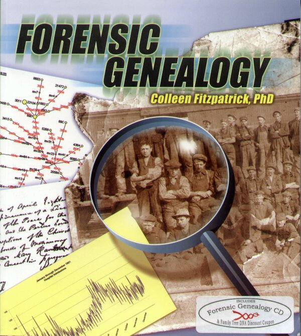 Forensic Genealogy, a book review
